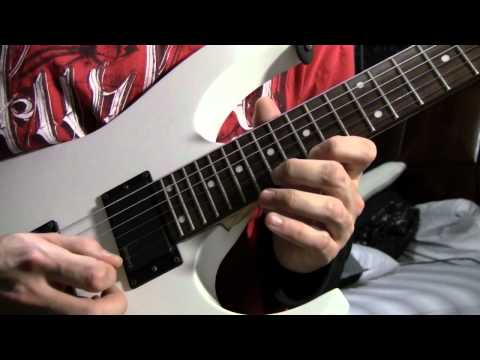 TUTORIAL: Tears Don't Fall - Bullet For My Valentine HD
