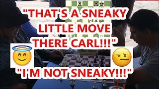 """Carlini Drags """"Brooklyn"""" Dave Deep Into A Complicated Forest!"""