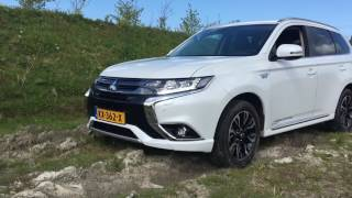Тестируем PHEV: Mitsubishi Outlander 2017