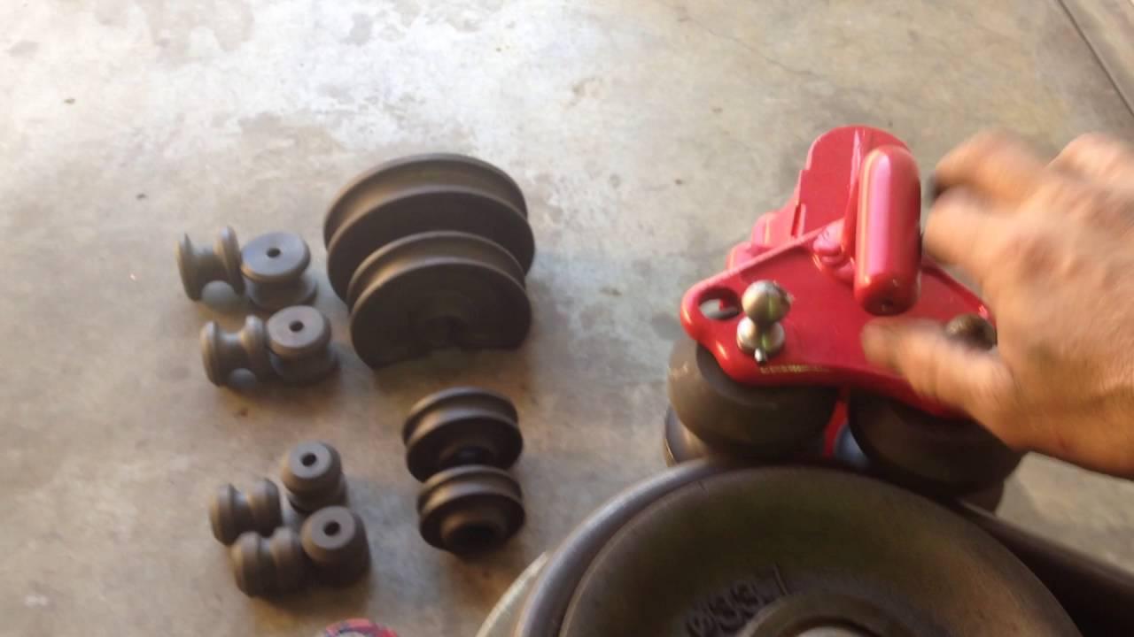 Pipe Bending Machinery Perth, Tube Bending Equipment WA