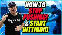 {Upgrade Your Forehand} How to Hit Consistent Forehands without being called a Pusher