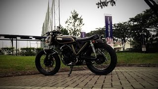 Scorpio 225 Flat Tracker a film by NgajedoxVideoGrapher
