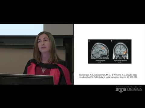 A life-span perspective on bullying – Professor Vanessa Green