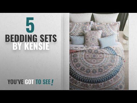 Top 10 Kensie Bedding Sets 2018: Kensie Bedding 3 Piece