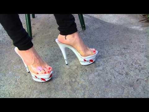 Heidi in Her Stripper Heels from YouTube · Duration:  2 minutes 27 seconds