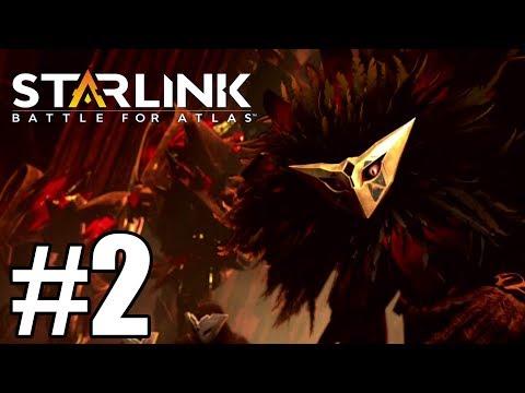 Starlink: Battle For Atlas  Gameplay Walkthrough Part 2 ( Star Fox)