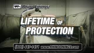 Rhino Linings is #1 Preview