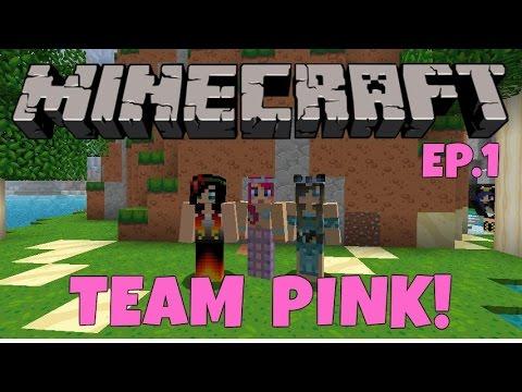 Team Pink's Magical Quest! FTB Ep.1 We Are Back!