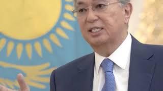 Президент Казахстана— про аннексию Крыма ипытки вКитае
