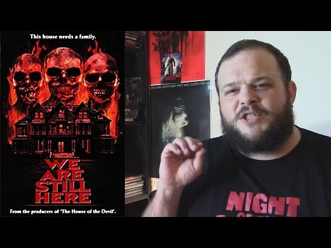 We Are Still Here (2015) movie review horror
