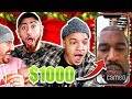 i Paid Celebrities $1000 To Sing Christmas Carols To My Friends!! (YOU WON'T BELIEVE WHO WE GOT!)