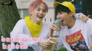 Video BTS - If I Ruled The World [Legendado Pt-Br] download MP3, 3GP, MP4, WEBM, AVI, FLV Juni 2018