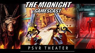PSVR Theater: Syndrome, Don't Knock Twice, Ancient Amuletor