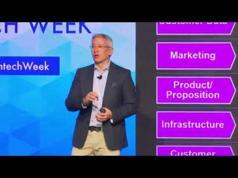 Hong Kong Fintech Week 2017 - Chris Wei, Aviva Asia