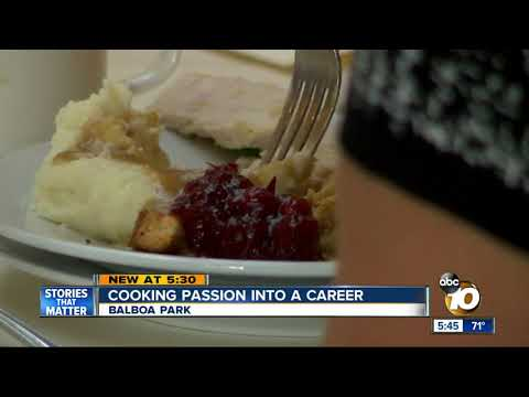 Cooking passion into a career at San Diego's Prado Restaurant
