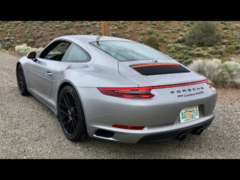 2017 Porsche 911 GTS, Manual - One Take