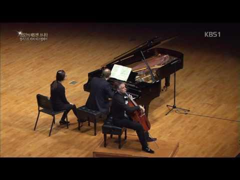 L. v. Beethoven / Cello Sonata No. 3 in A Major, Op. 69 '1st Movement. Allegro ma non tanto
