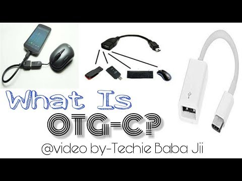 OTG Cable Advantages --- That will blow your MIND |Techie Baba Jii|