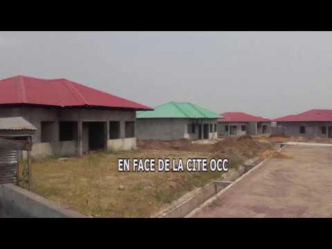 Des TERRAINS disponibles à 10 minutes du nouveau quartier Kin Malebo