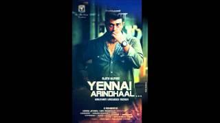 Yennai Arindhaal   Adhaaru Adhaaru   Harris Jayaraj
