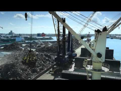Corporate video Interseroh - steel and metals