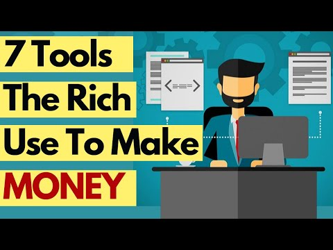 7 Leverage Tools The Rich Use To Make MONEY