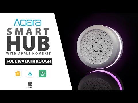 Aqara Smart Hub - Affordable Apple  Homekit Bridge?! [Xiaomify]