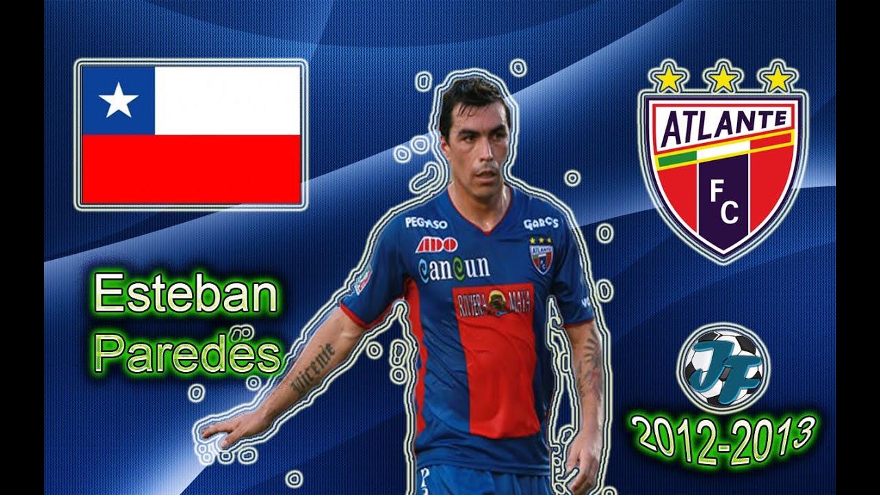 Esteban paredes goles y jugadas atlante fc 2012 2013 for Esteban paredes wallpaper hd