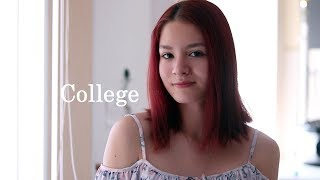 КОЛЛЕДЖ и все о нем | поступление, учеба, стипендия | Christine