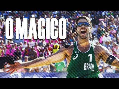 FIVB Rio 4 Stars • The best of Bruno Schmidt • Beach Volleyball World