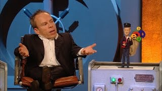 Warwick Davis on why he hates emails - Room 101: Series 4 Episode 6 - BBC One
