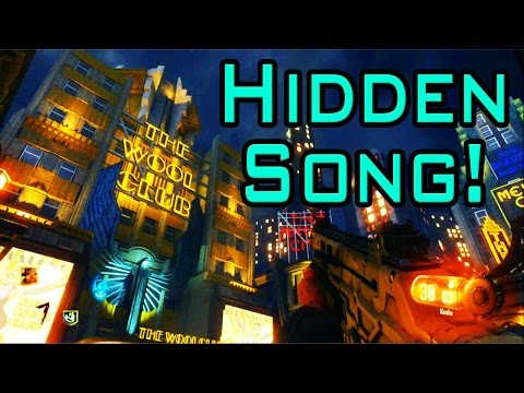 BO3: Shadows of Evil- Hidden Song Tutorial