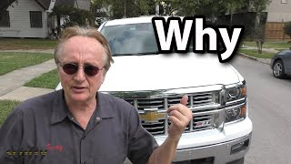 Why New Chevys are So Bad, What Went Wrong