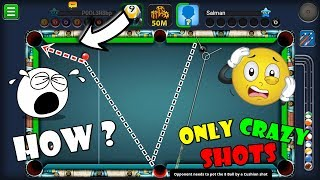 8 Ball Pool - THE BEST COMPILATION ON EARTH | Trick Shots + Crazy Fails | TRY NOT TO LAUGH/MUST SEE