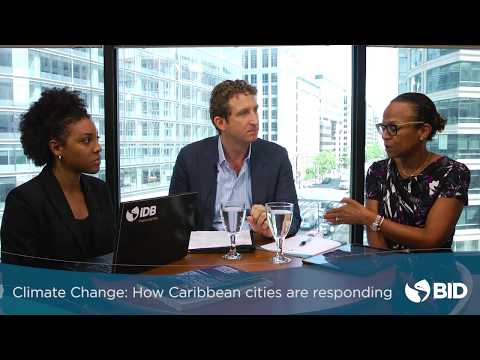 How are Caribbean cities responding to climate change?