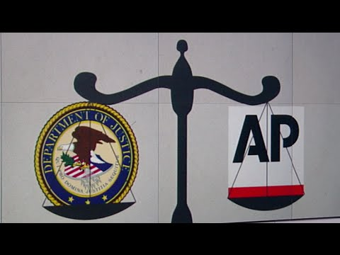 Associated Press sues US govt over FBI fabrication of AP article