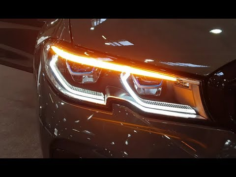 2019 Bmw 3 Series Sedan Laser Light Headlights Tail Lights
