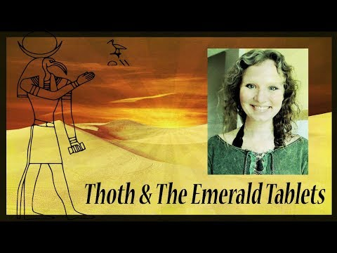 Thoth & The Emerald Tablets | Ending The Karmic Cycle | Abbey Normal's Wisdom Quest