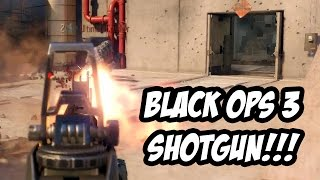 CALL OF DUTY BLACK OPS 3 - MULTIPLAYER de SHOTGUN (FALANDO SOBRE O TOP 5!)