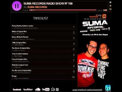 SUMA RECORDS RADIO SHOW Nº 198