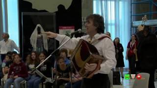 La Terra - Il Soffio - Il Concerto del M° Ambrogio Sparagna - www.HTO.tv