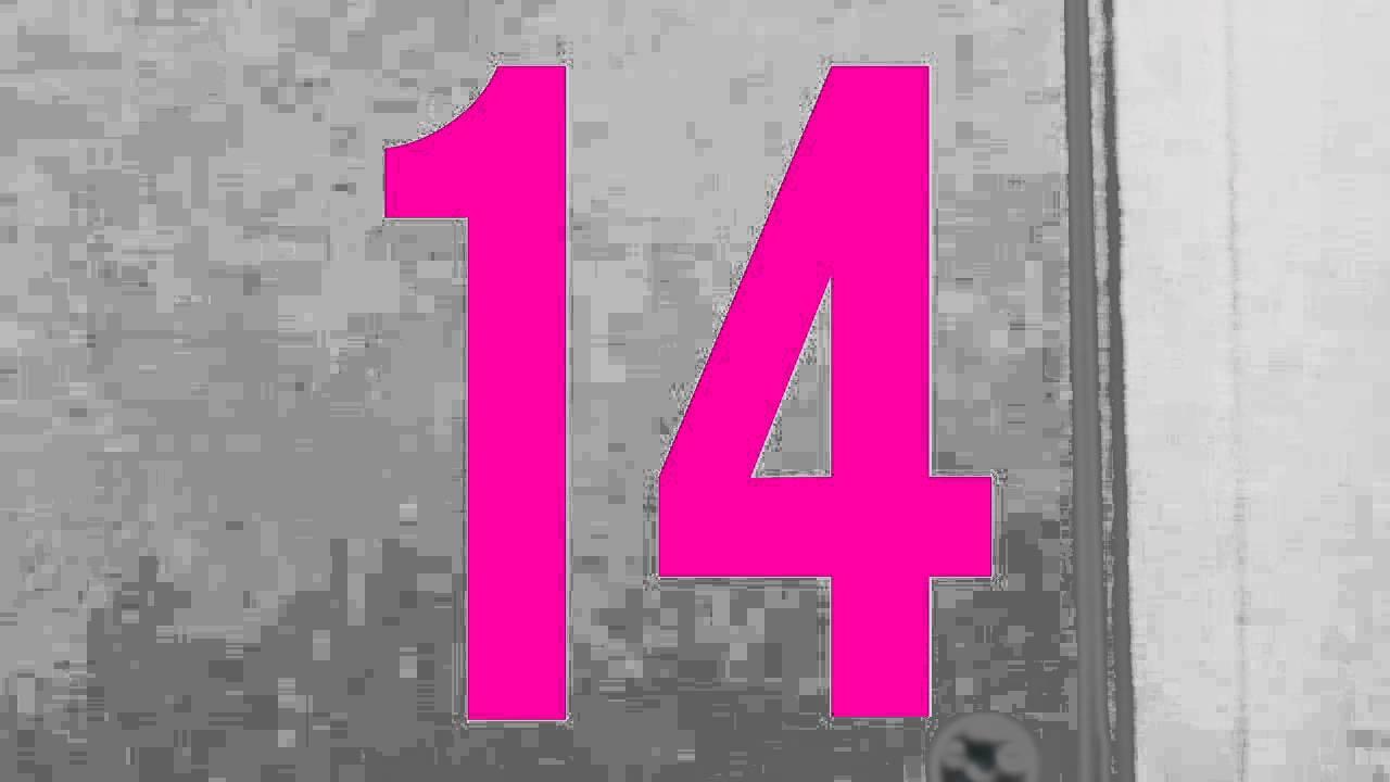 Door number 14 youtube for 14 door