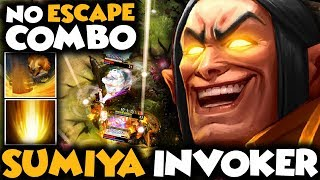 As Always Sumiya Invoker EPIC CATACLYSM COMBO + REFRESHER ORB | 23 Kills Game - Dota 2 Invoker