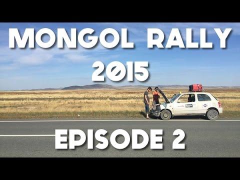 Mongol Rally Documentary 2015 - Episode 2 - Retox, Romania & The Gateway to Asia - Team SNASA