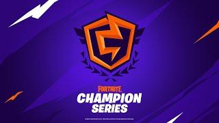 Fortnite Champion Series C2 S6 Reboot Round - EU (ES)