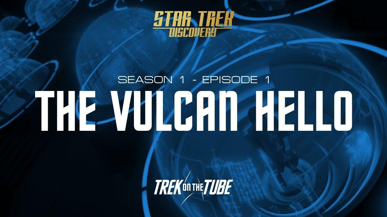 Star Trek Discovery S01e01