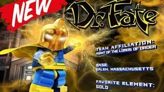 LEGO BATMAN 3 - BEYOND GOTHAM - Dr. Fate, Firestorm, AND MORE + GIVEAWAY!