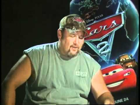 interview with larry the cable guy mov youtube