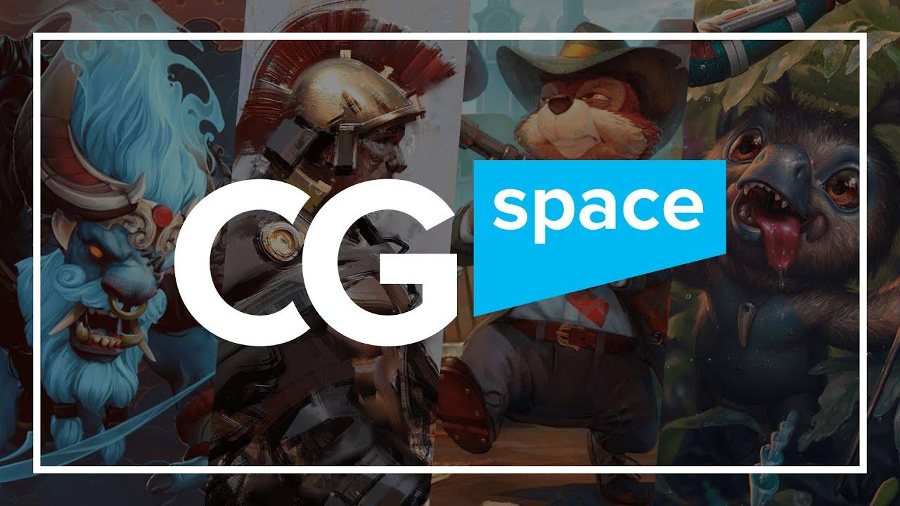 CG Speak. CG Space #2
