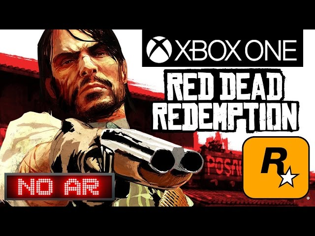 🔴red Dead Redemption Xbox One Gameplay Ao Vivo -03 🔴